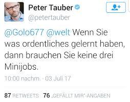 Capitol Kino Bad Berleburg Twitter Eklat Minijobs U2013 Cdu Generalsekretär Peter Tauber Hat