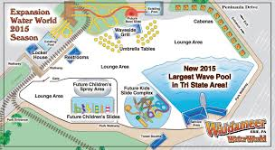 halloween horror nights map 2015 newsplusnotes waldameer u0027s massive water park expansion coming along