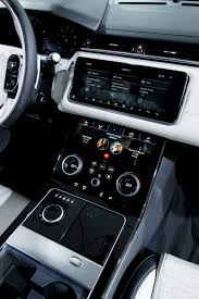 range rover velar dashboard incontrol touch pro duo infotainment system velar owners club