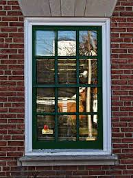 Colonial Windows Designs Exterior Wood Window Sill Extends Out To The Sides An Optional