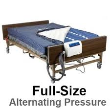 drive medical med aire 14054 alternating pressure mattress