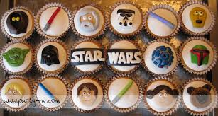 Star Wars Room Decor Etsy by Edible Fondant Toppers Star Wars Inspired
