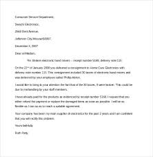 business complaint letter u2013 10 free word pdf documents download