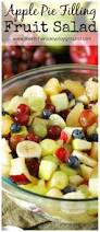 Apple Pie Thanksgiving Apple Pie Filling Fruit Salad The Kitchen Is My Playground
