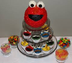 Oscar The Grouch Pumpkin Decorating by Sesame Street Cupcakes Itsy Bitsy Foodies