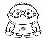 phil stuart minion coloring pages printable
