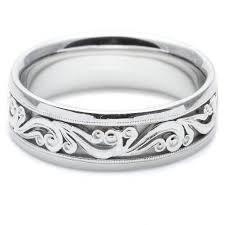 s wedding bands gold diamonds