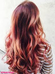 rose gold lowlights on dark hair copper rose gold highlights hair color pinterest rose gold