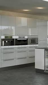white gloss kitchen doors cheap firbeck supergloss light grey high gloss kitchen doors drawers