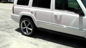 jeep commander 2010 dubsandtires com 2010 jeep commander review 22 u0027 u0027 black and