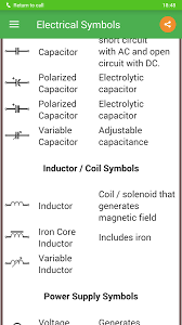 electrical symbols android apps on google play