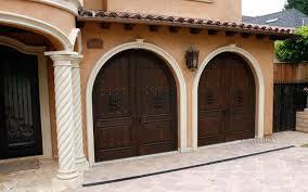 Style Garage by 40 Mexican Style Garage Doors Wood Garage Doors In Santa Ana Ca