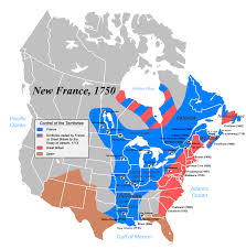 Map Of The Battle Of New Orleans by Newsela New France Made Its Mark In America From Explorers To