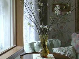 Branches In A Vase Bring The Garden Indoors By Forcing Tree Branches Hgtv