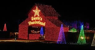 Santa S Wonderland A Texas Christmas Experience College Station