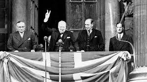 the way we were how britain celebrated ve day