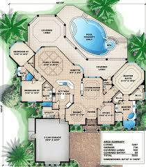 Architectural House Plans by Best 10 House Plans With Pool Ideas On Pinterest Sims 3 Houses