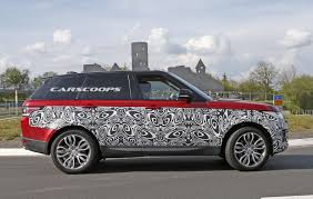 range rover land rover sport 2017 first look inside the facelifted 2017 range rover sport