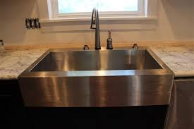 top mount stainless steel sink kohler k 3942 4 na vault top mount single bowl stainless steel