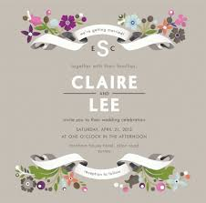 wedding invitation card free template wblqual
