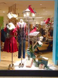 Christmas Decorations Window Displays by Gift 746 Anthropologie Windows Anordinarymiracleday