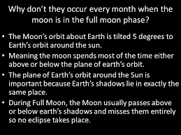 by what is an eclipse a solar eclipse occurs when the moon comes