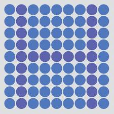 can you see the difference between purple and blue