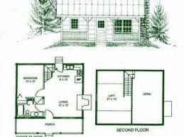 free small cabin plans with loft house plans