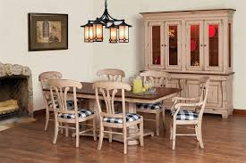 Leola Collection - Amish dining room table