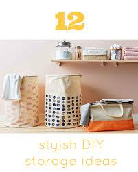 14 diy ideas to help you stay organized diy storage storage and