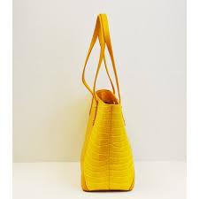 Lenox Tan by Lenox Tote Yellow U2014 C Clectic