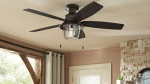 Lowes Outdoor Ceiling Fans With Lights Ceiling Fan Lowes Flush Mount White Fans Harbor With Lowes