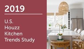 kitchen cabinet design houzz 2019 u s houzz kitchen trends study