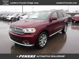dodge durango new dodge durango at landers chrysler dodge jeep ram serving