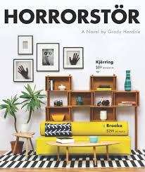 a horror novel that looks like an ikea catalog boing boing