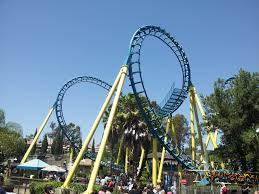6 Flags San Francisco Boomerang Coast To Coaster At Six Flags Discovery Kingdom