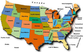 map of us federal states tb62t7w my personal geocoin federal states of the untied states