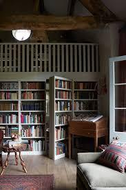 How To Make A Secret Bookcase Door Built In Secret Bookcase Door Bookshelves Ideas Houseandgarden