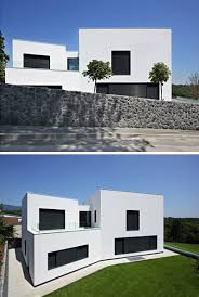 modern house design plans architect zen type minimalist exteriors