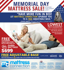 memorial day bed sale memorial day mattress sale extended thru sunday june 5