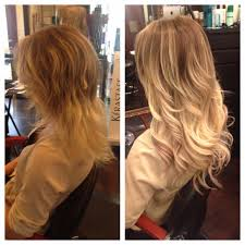 Before After Hair Extensions by Before And After Client Photos