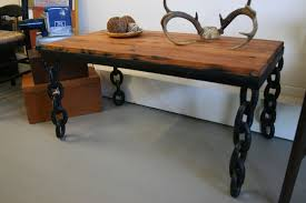 Barnwood Dining Room Tables Dining Tables Industrial Round Dining Table Metal Kitchen Table