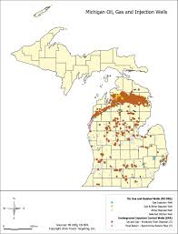 Ithaca New York Map by Selected States Oil Gas And Injection Wells Maps Toxics Targeting