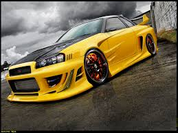 modified nissan skyline r35 skyline gtr wallpaper wallpapersafari