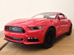 review of 2015 ford mustang review 1 18 2015 ford mustang gt by maisto the model garage
