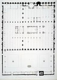 floor plan of mosque the mosque of cordova impressive pinterest mosque and architecture