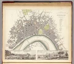Bordeaux France Map Bordeaux David Rumsey Historical Map Collection