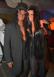 Slash Halloween Costume Slash Perla Hudson Celebrity Halloween Costumes