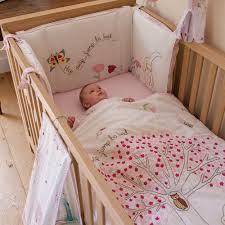 Cot Duvet Set Babies Cot Bedding