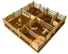 Free Woodworking Plans Toy Barn by Diy Toy Wooden Barn Wooden Barn Handmade Toys And Barn